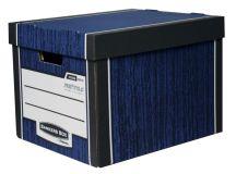 Archivační kontejner - tmavě modré