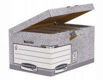Archivační kontejner s odklápěcím víkem